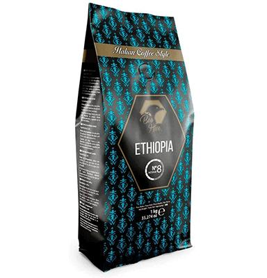 Café en grano Etiopia